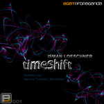 LOESCHNER, Isman - Timeshift (Front Cover)