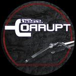 GREEN, Matt/D FORMED - Base Corrupt 6 (Front Cover)