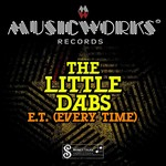 LITTLE DABS, The - ET (Every Time) EP (Front Cover)