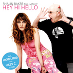 BAKER, Shaun feat MALOY - Hey Hi Hello (Front Cover)