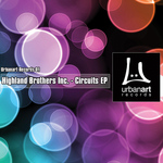 HIGHLAND BROTHERS INC - Circuits EP (Front Cover)