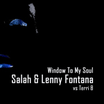 SALAH & LENNY FONTANA vs TERRI B - Window To My Soul (Front Cover)
