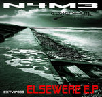 N4M3 - Elsewere EP (Front Cover)