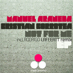 ARANEDA, Manuel/CRISTIAN CORROTEA - Not For Me EP (Front Cover)
