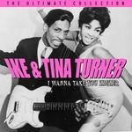 IKE & TINA TURNER - I Wanna Take You Higher (Front Cover)