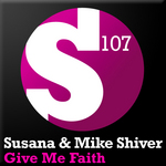 SUSANA/MIKE SHIVER - Give Me Faith (Front Cover)