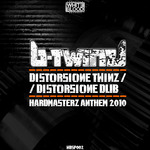 B TWINZ - Distorsione Twinz (Front Cover)