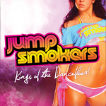 JUMP SMOKERS - Kings Of The Dancefloor! (Front Cover)