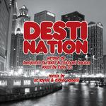 BOCIAN, Michael/BENJAMIN HURTADO - Destination (Front Cover)