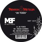 TREMSCH & METZLER - 20 Toes (Front Cover)