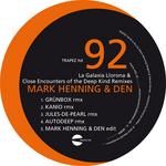 HENNING, Mark & DEN - La Galaxia Llorona (Front Cover)