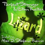 PERFECT STRANGER/EITAN REITER - Lizard (Front Cover)