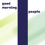 MURPHY, Walter/CONNIE CASE - Good Morning People (Front Cover)