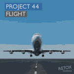 PROJECT 44 - Flight (Front Cover)