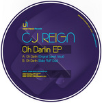 CJ REIGN - Oh Darlin EP (Front Cover)