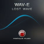 WAV E - The Lost Wave (Front Cover)