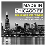SOULED OUT PROJECT, The - Made In Chicago EP (Front Cover)