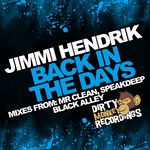 HENDRIK, Jimmi - Back In The Days (Front Cover)