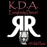 KDA - Everybody Dancin' (Italo House 1991) (Front Cover)