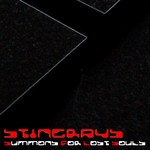 STINGRAYS - Summons For Lost Souls (Front Cover)