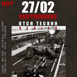 VARIOUS - Earthquake Utch Techno Series 002 (Front Cover)