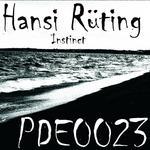 RUTING, Hansi - Instinct (Front Cover)