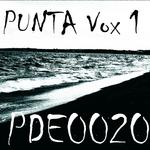 VARIOUS - Punta Vox 01 (Front Cover)