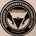 MURAVCHIX - Replicant's Lament (Front Cover)