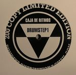 CAJA DE RITMOS - Drumstep (Front Cover)