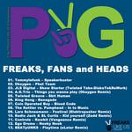 Freaks Fans & Heads (unmixed tracks)