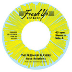 FRESH UP PLAYERS - Race Relations (Front Cover)