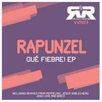 RAPUNZEL - Que Fiebre EP (Front Cover)