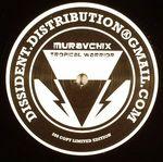 MURAVCHIX - Tropical Warrior (Front Cover)