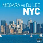 MEGARA vs DJ LEE - NYC (Front Cover)