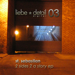 ST SEBASTIAN - 2 Sides 2 A Story Ep (Front Cover)