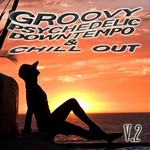 VARIOUS - Groovy Psychedelic Downtempo & Chill Out Vol 2 (Front Cover)