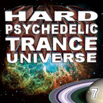 VARIOUS - Hard Psychedelic Trance Universe V7 (Front Cover)