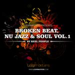 Broken Beat, Nu Jazz & Soul Vol 1 (Sample Pack WAV/APPLE)