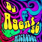 DJ AGENT 86 - Microdot (Front Cover)