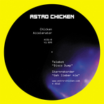 HYBOID/STARLIGHT HAMMER SOUNDS/TELEBOT/STERNREKORDER - Chicken Accelerator (Back Cover)