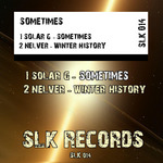 SOLAR G/NELVER - Sometimes (Front Cover)