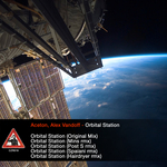 ACETON/ALEX VANDOFF - Orbital Station (Front Cover)