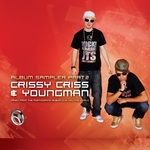 CRISSY CRISS/YOUNGMAN - Turn It Up (Front Cover)