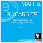 9 Years EP (part 1)