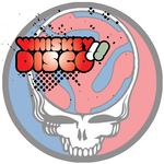 SLEAZY McQUEEN/TRES GUEROS/2 SPARE ASTRONAUTS - Whiskey Disco Digital Sampler (Front Cover)
