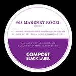 ROCEL, Marbert - Black Label #68 Remix EP (Front Cover)