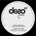 ESPRADA, Yohan - Creme De La Creme EP (Front Cover)