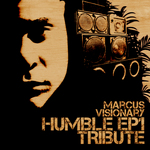 VISIONARY, Marcus - Humble EP 1 (Front Cover)