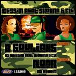 ELISSIM feat SKAHNA & CLE - B Souljahs EP (Front Cover)