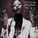MONODELUXE feat JANNAE JORDAN - Time (Front Cover)